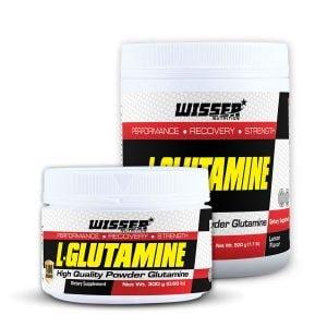 ال-گلوتامین-ویثر